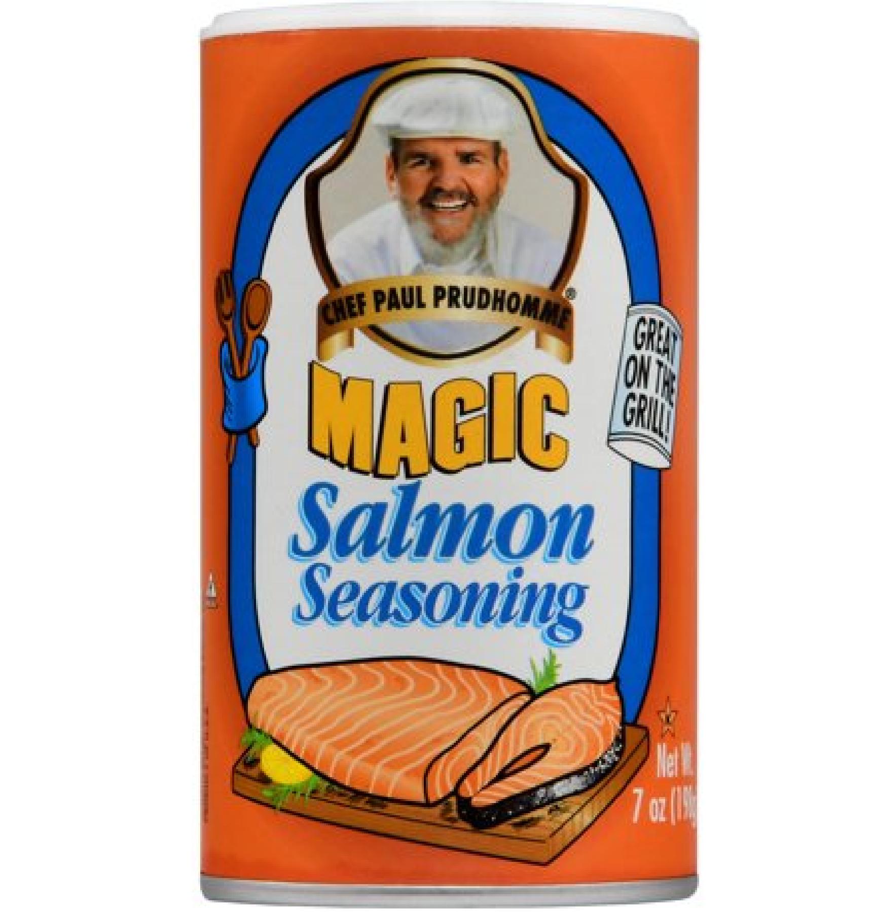 תיבול סלמון – מג'יק
