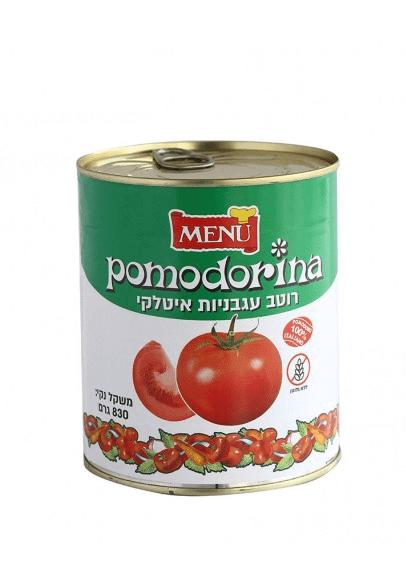 פומודורינה רוטב עגבניות איטלקי