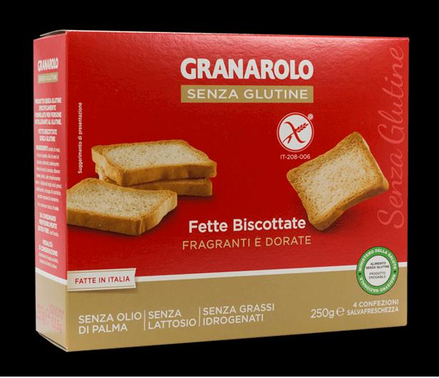 קרקרים – גרנרולו – ללא גלוטן