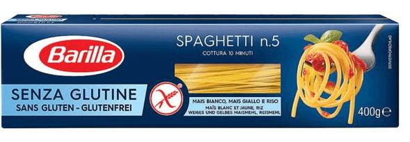 ספגטי – ברילה – ללא גלוטן