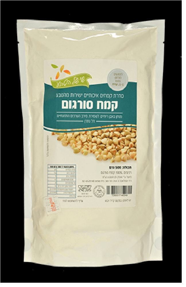 קמח סורגום – שי של הטבע