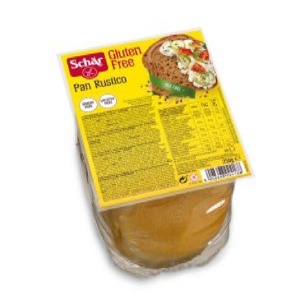 לחם פאן רוסטיקו – schar