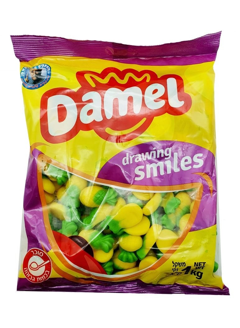 סוכריות ג'לי אננס דאמל