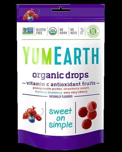 סוכריות פירות אדומים – ללא גלוטן