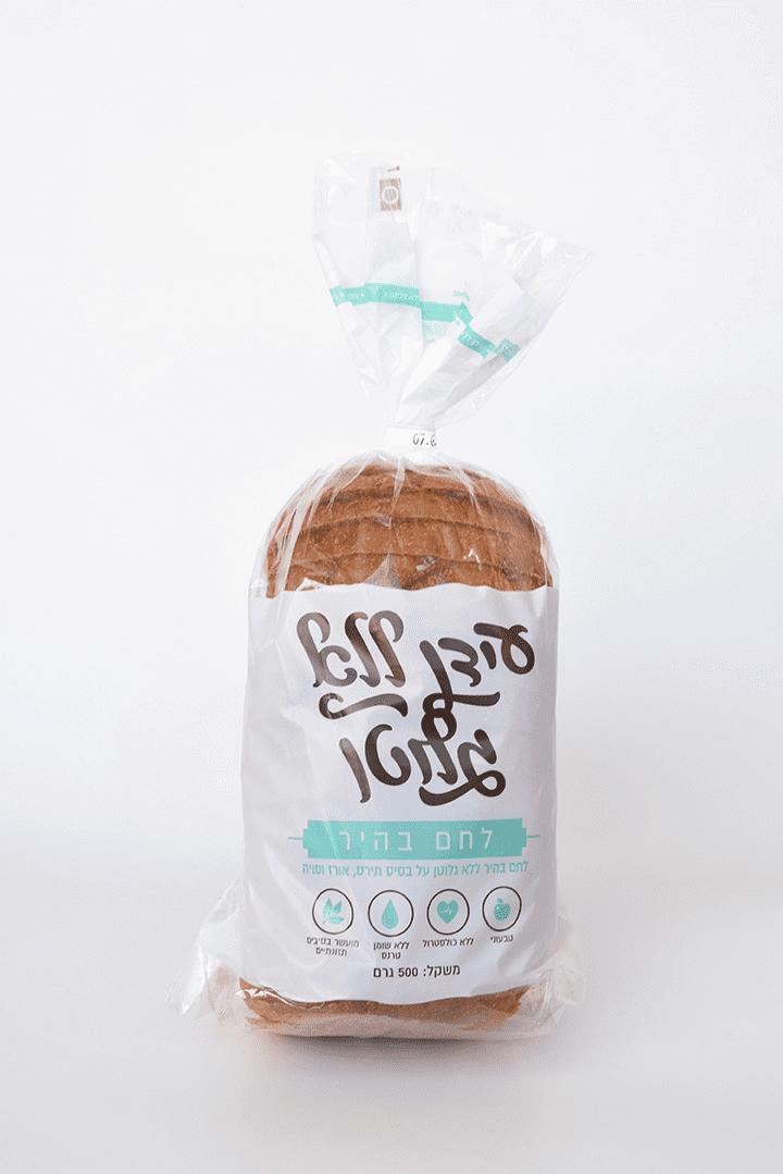 לחם בהיר – עידן ללא גלוטן