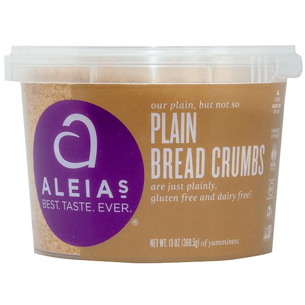 פרורי לחם ללא גלוטן – ALEIAS