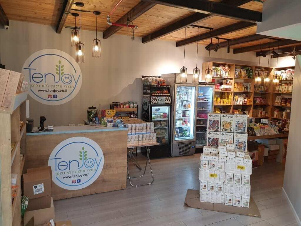 חנות tenjoy