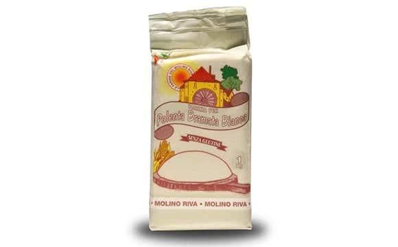 קמח תירס לבן - פולנטה ברמתה