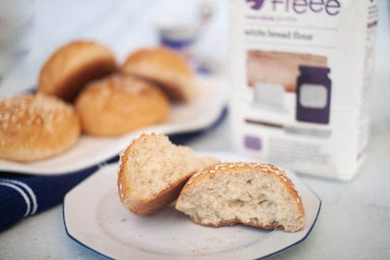 לחם לבן של טנג'וי