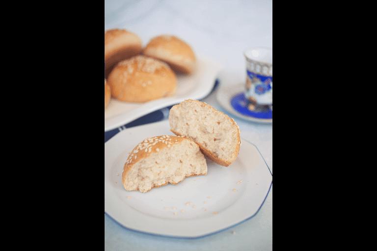 לחם לבן טעים