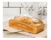 כיכר לחם לבן ללא גלוטן