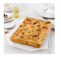 לחם פוקאצה ללא גלוטן